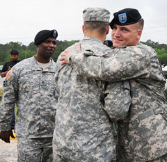 597th deploys 8 Soldiers