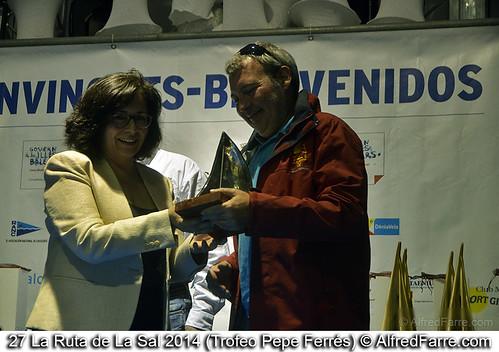 27 La Ruta de La Sal 2014 (Trofeo Pepe Ferrés)