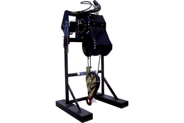 Hydraulische Hochleistungs-Seilwinde-Katalog
