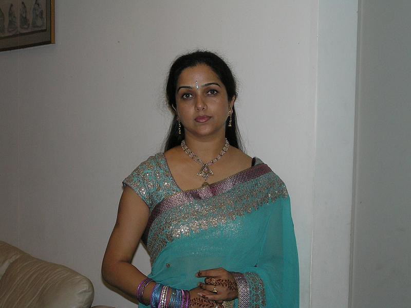 Saree aunty photos