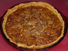 pastry(0.0), produce(0.0), torte(0.0), cherry pie(0.0), pumpkin pie(0.0), apple pie(0.0), pie(1.0), sweet potato pie(1.0), baked goods(1.0), pecan pie(1.0), custard pie(1.0), tart(1.0), food(1.0), dish(1.0), cuisine(1.0),