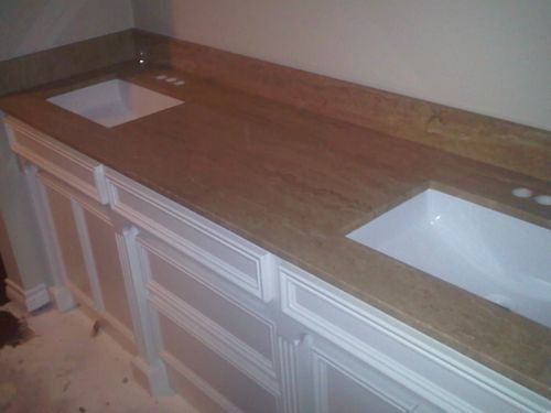 The Flip: Counter Tops & More