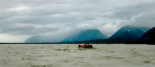 Copper River - Ecotrust rafting