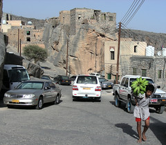 Omán – stovky let staré vesnice Al-Hamra a Misfat se rozpadají