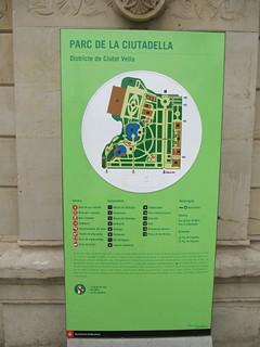 Attēls no Barcelona a Prim. barcelona spain catalonia dayfive parcdelaciutadella