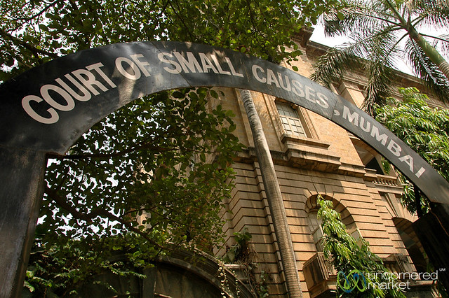 Court of Small Causes - Mumbai, India