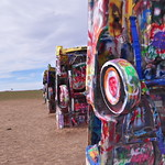 Cadillac Ranch, Near Amarillo, Texas