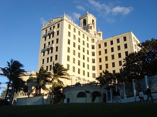 Hotel Nacional at Sunset - Havana - Cuba