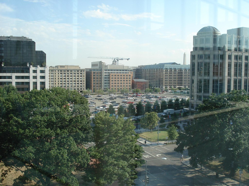 View from the Convention Center