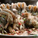 Spicy Shellfish - Bangkok, Thailand