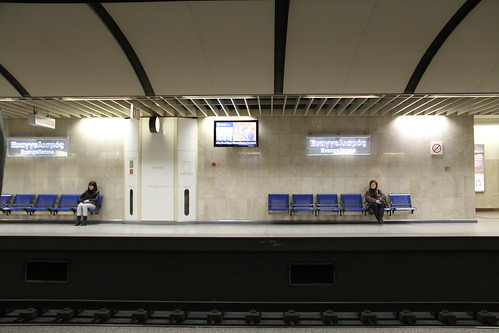 Evangelismos Metro Station