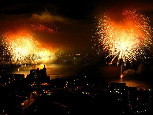 Año nuevo en Valparaíso by Miradas Compartidas