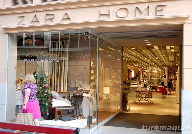 Setor da moda feminina guia de lojas espanholas zara - Zara home canarias ...
