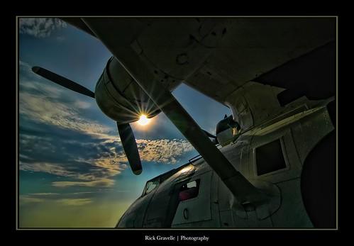 newfoundland nikond70 airplanes nik topaz vintageairplanes botwood