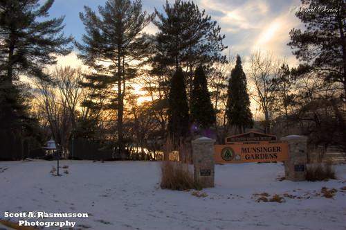 park city trees winter light sunset sun lake colors minnesota clouds canon rebel outdoor bluesky hdr stcloud rasmusson