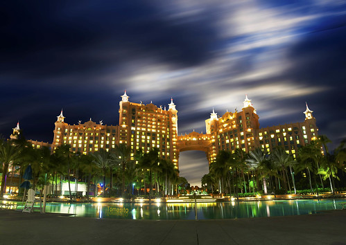 Atlantis Resort, Paradise Island, Nassau, The Bahamas