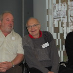 Al Alcorn, Donald Knuth and Steve Wozniak