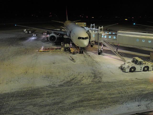 Winter JAL.