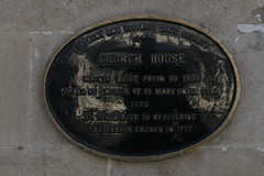 Photo of Black plaque number 5546