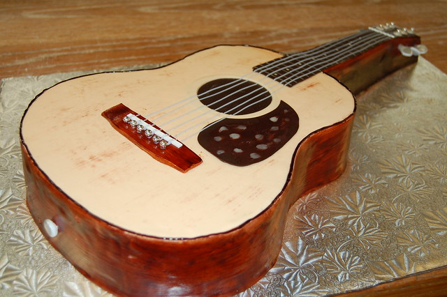 Who Says This Guy S Insane On His Birthday The Acoustic Guitar Forum