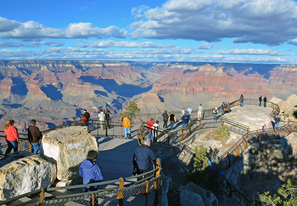 0059 Grand Canyon_ Mather Point Improvements
