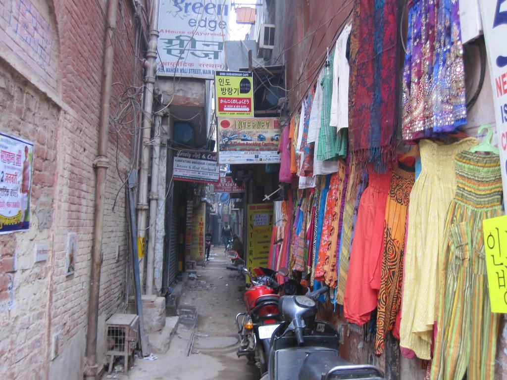 Delhi Alley
