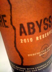 Add a photo for Deschutes The Abyss 2010 Reserve
