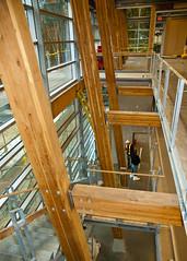 Looking Down Atrium 2011.01.22