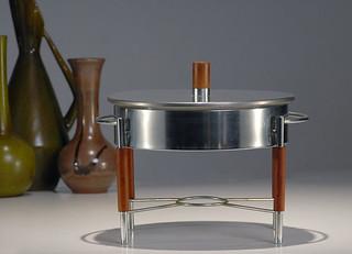 Danish Modern Chafing Dish