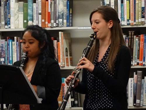Clarinet Quartet 2