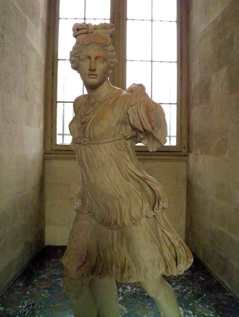 Artemis Rospigliosi, Louvre Museum