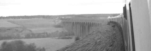 Over the Viaduct