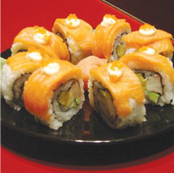 Dragon-Roll,-Kanson-Sushi-B | Flickr - Photo Sharing!