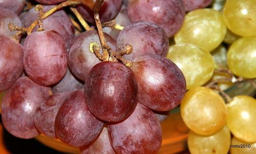 uvas moscatel y otras