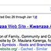 Kwanzaa on Google
