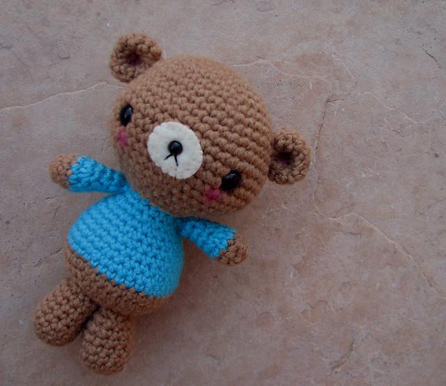 Amigurumi Teddy Bear Flickr - Photo Sharing!