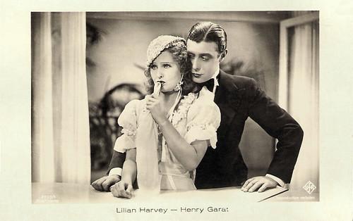 Lilian Harvey, Henri Garat