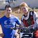 Greg Hammond with Ryan Villopoto
