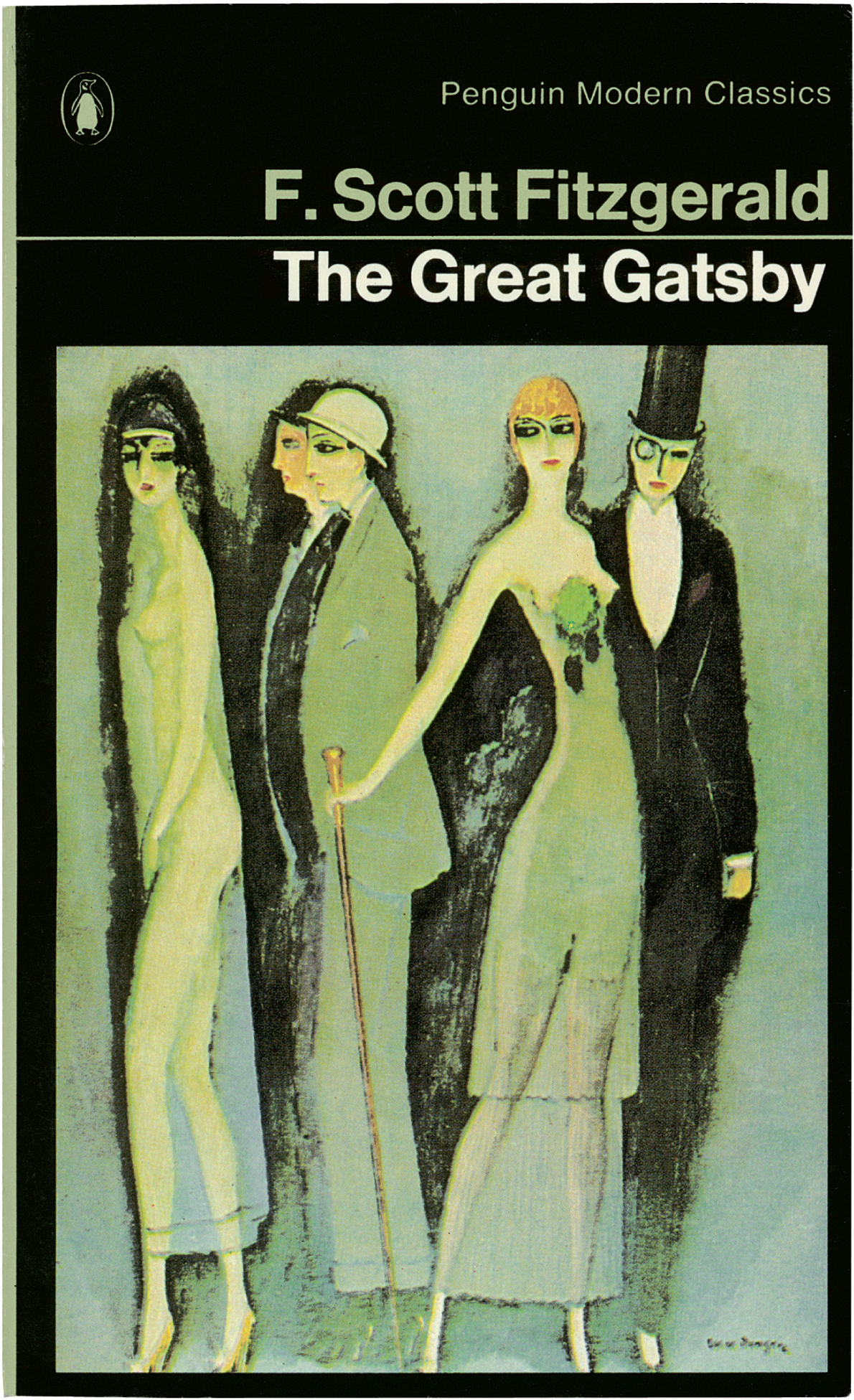 analysis of gatsby s failure at the Analysis, related quotes, theme tracking  gatsby's failure does not prove the  folly of the american dream—rather it proves the folly of short-cutting that dream .