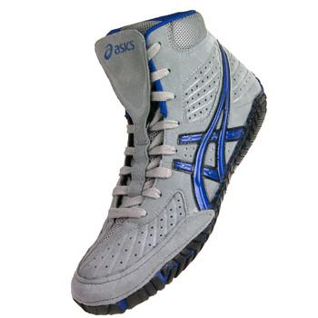 Asics Aggressor Grey a... Asics Rulon Wrestling Shoes