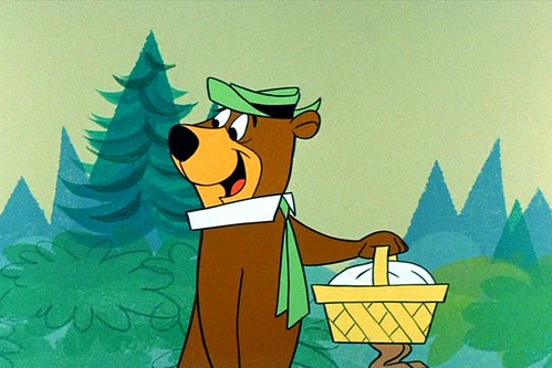 Yogi Bear by slappy427