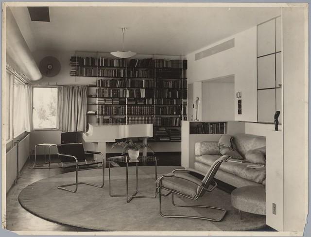 Interieur Huis van der Leeuw | Van der Leeuw House Interior