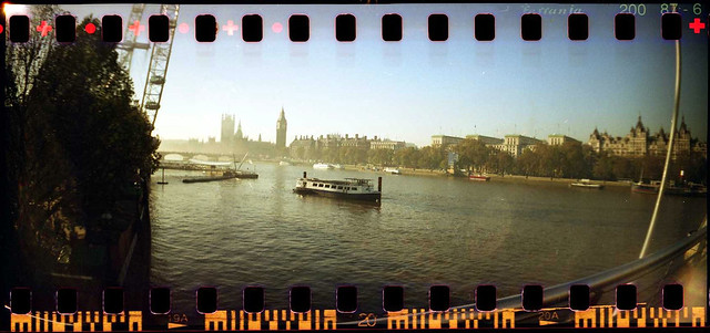 River Thames view