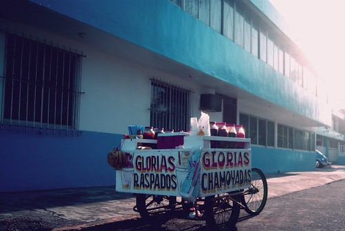 Raspados, Glorias y Chamoyadas