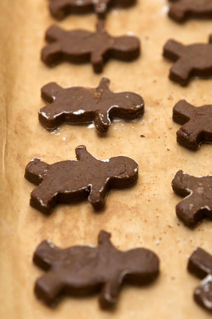 Spicy Gingerbread Cookies | Flickr - Photo Sharing!