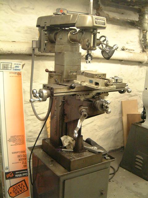 Clausing milling machine manual