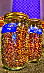 mason jar, produce, food preservation, food, canning,
