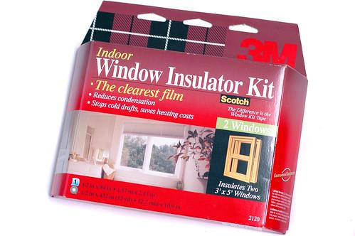 3M Window Insulation