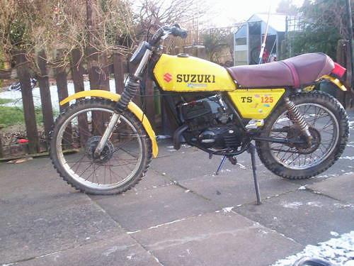 Suzuki ts 125 1970