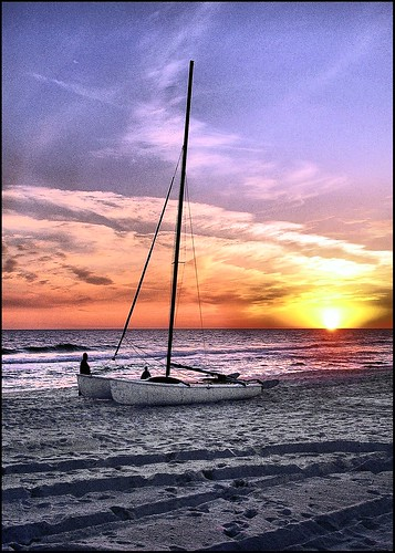 sunset florida hobiecat panamacitybeach lagunabeach nikon4800 of catamarangulf mexiconikonflickraward